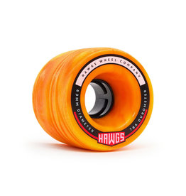 Hawgs Wheels Fatty Orange