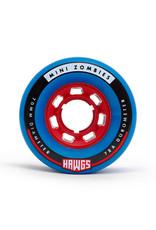 Hawgs Wheels Hawgs Mini Zombie Rollen 70 mm 78A Blue 4er-Set