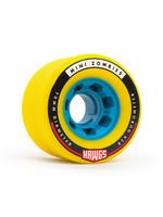 Hawgs Wheels Mini Zombie Yellow