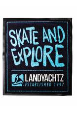 Landyachtz Landyachtz Skate & Explore Fussmatte