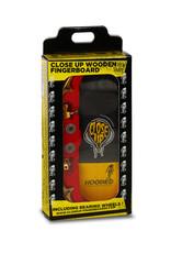 Close Up Fingerboards Close Up Hooded X 34 mm Generation 5.1 Fingerboard Bausatz
