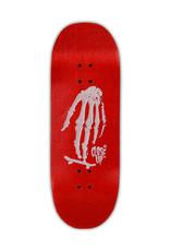Close Up Fingerboards Close Up Skull Hand Red 34 mm Generation 5.1 Fingerboard Bausatz