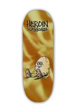 Close Up Fingerboards Close Up Heroin Egg Man 34 mm Generation 5.1 Fingerboard Setup