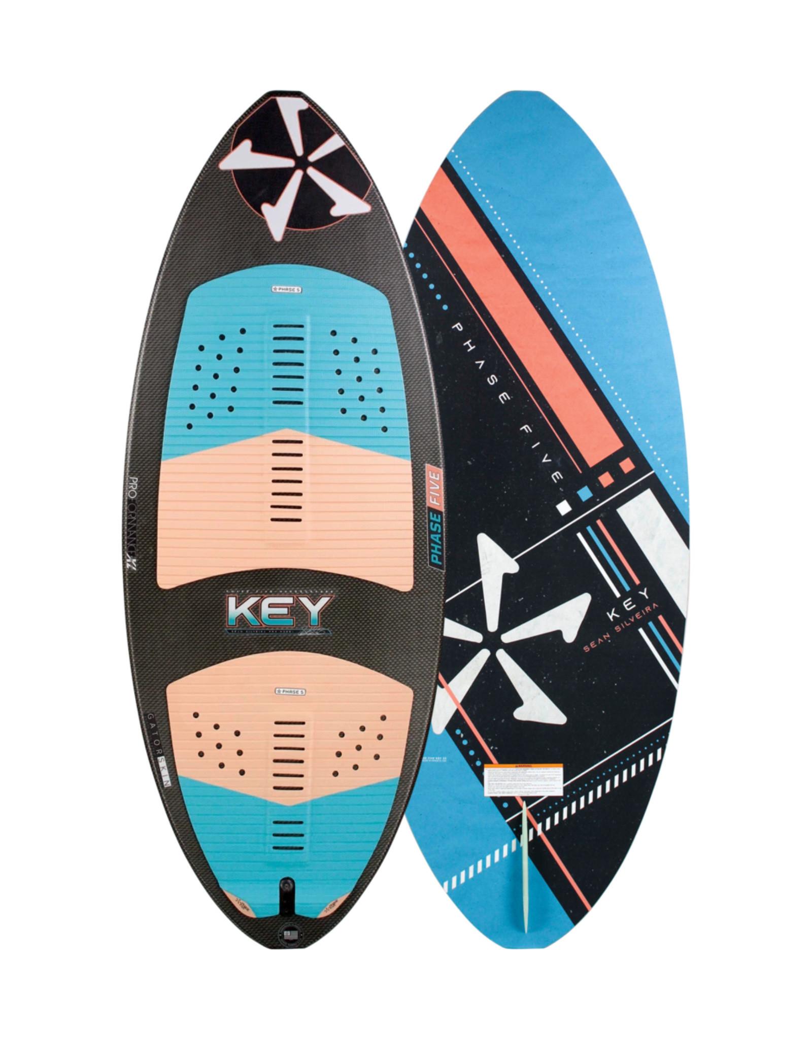 "Phase Five Phase Five Key 52"" Skim-Style Wakesurf"