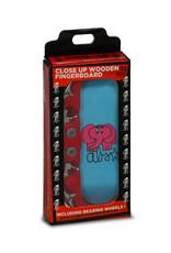 Close Up Fingerboards Close Up ABS Elephant 34 mm Generation 5.1 Fingerboard Bausatz