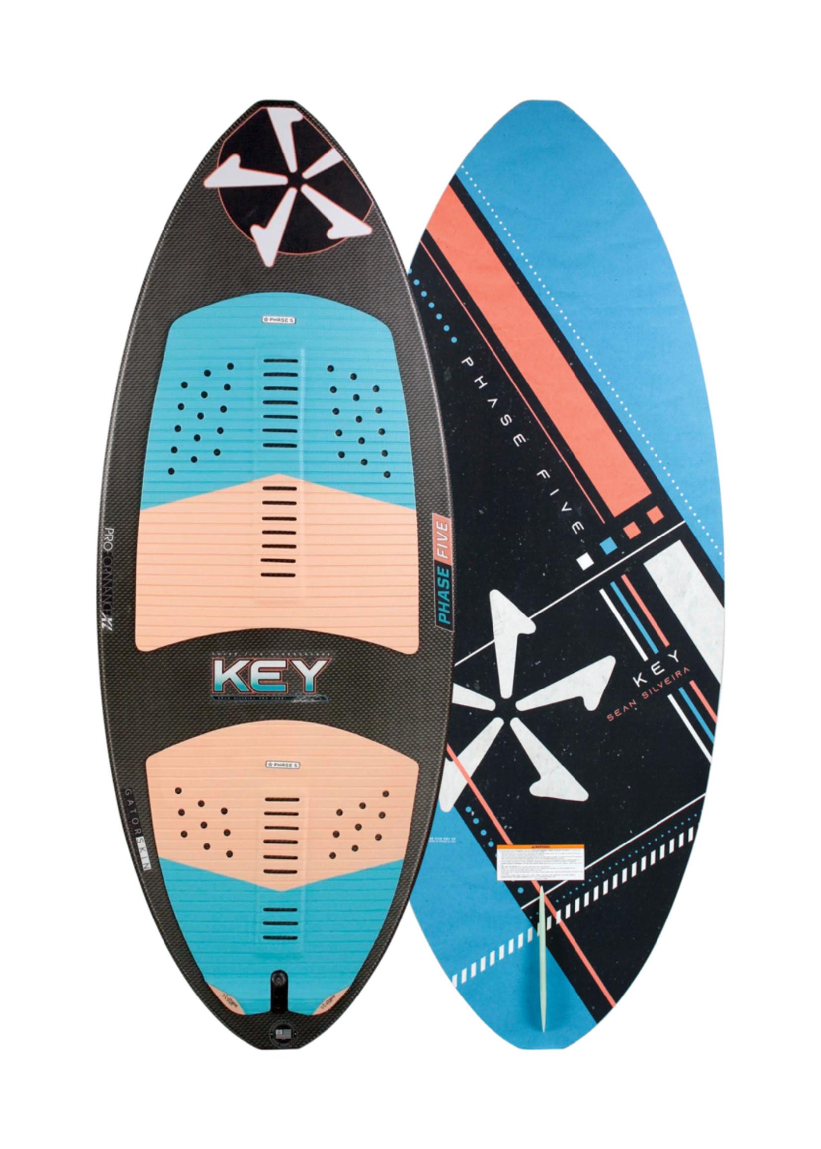 "Phase Five Phase Five Key 46"" Skim-Style Wakesurf"