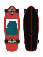 """Slide Surfskates Joy SK Heritage 30"""""""