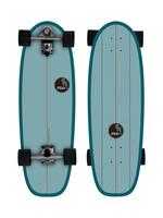"""Slide Surfskates Gussie Spot X 31"""""""