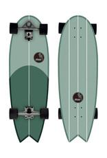 """Slide Surfskates Slide Swallow Saladita 33"""" Surfskate Complete"""