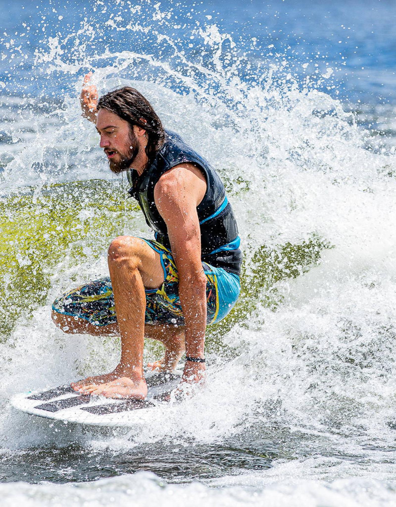 "Phase Five Phase Five Zilla 68"" Surf-Style Wakesurf"