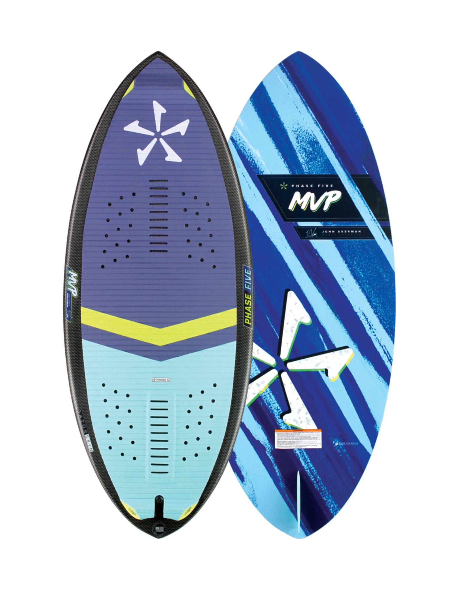 "Phase Five Phase Five MVP 56"" Skim Style Wakesurf"