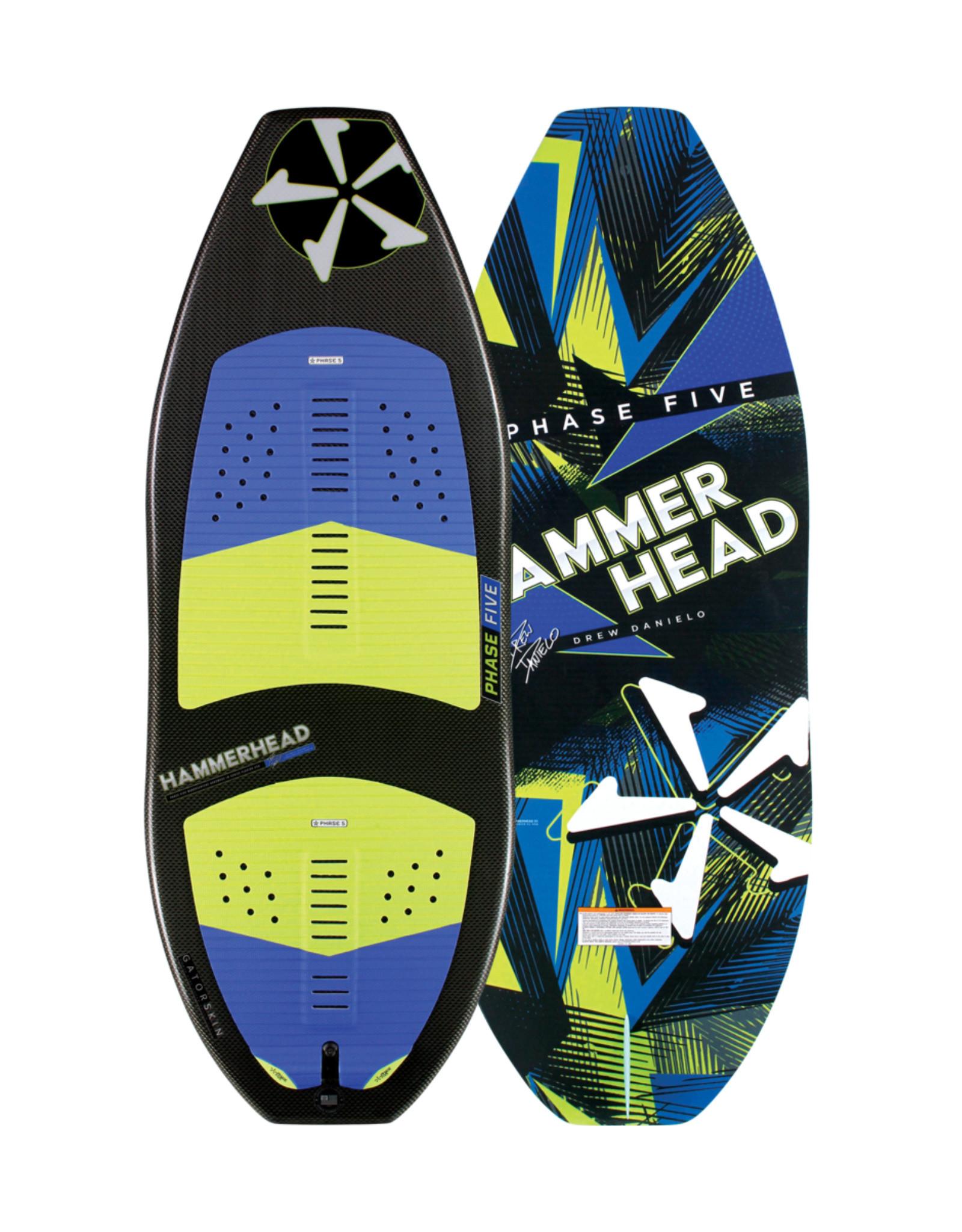 "Phase Five Phase Five Hammerhead 55"" Skim Style Wakesurf"