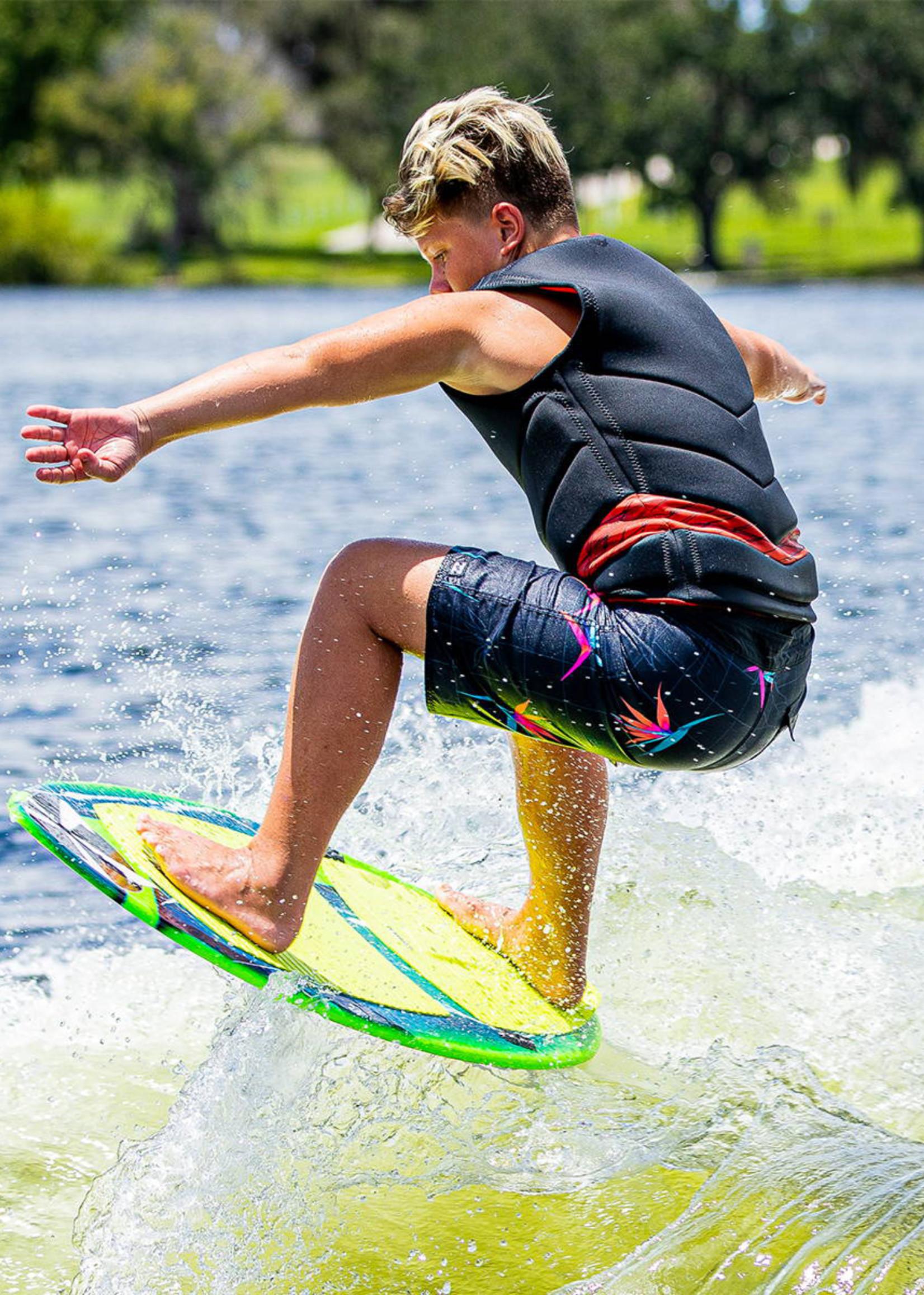 """Phase Five Phase Five Scamp 45"""" Skim-Style Wakesurfer für Jugendliche"""