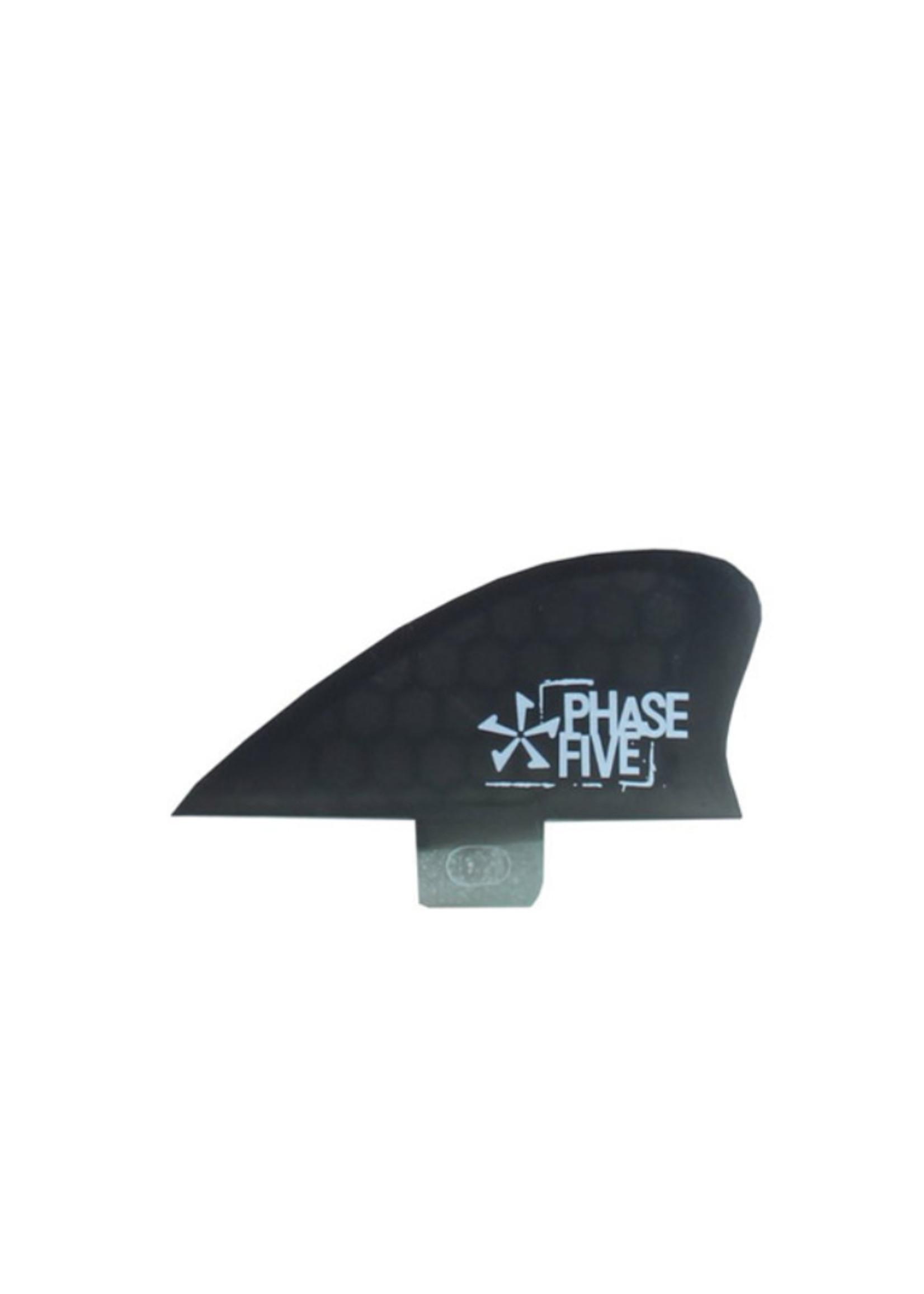 Phase Five Phase Five Nubit FCS Finnen in schwarz für Surf-Style Bretter