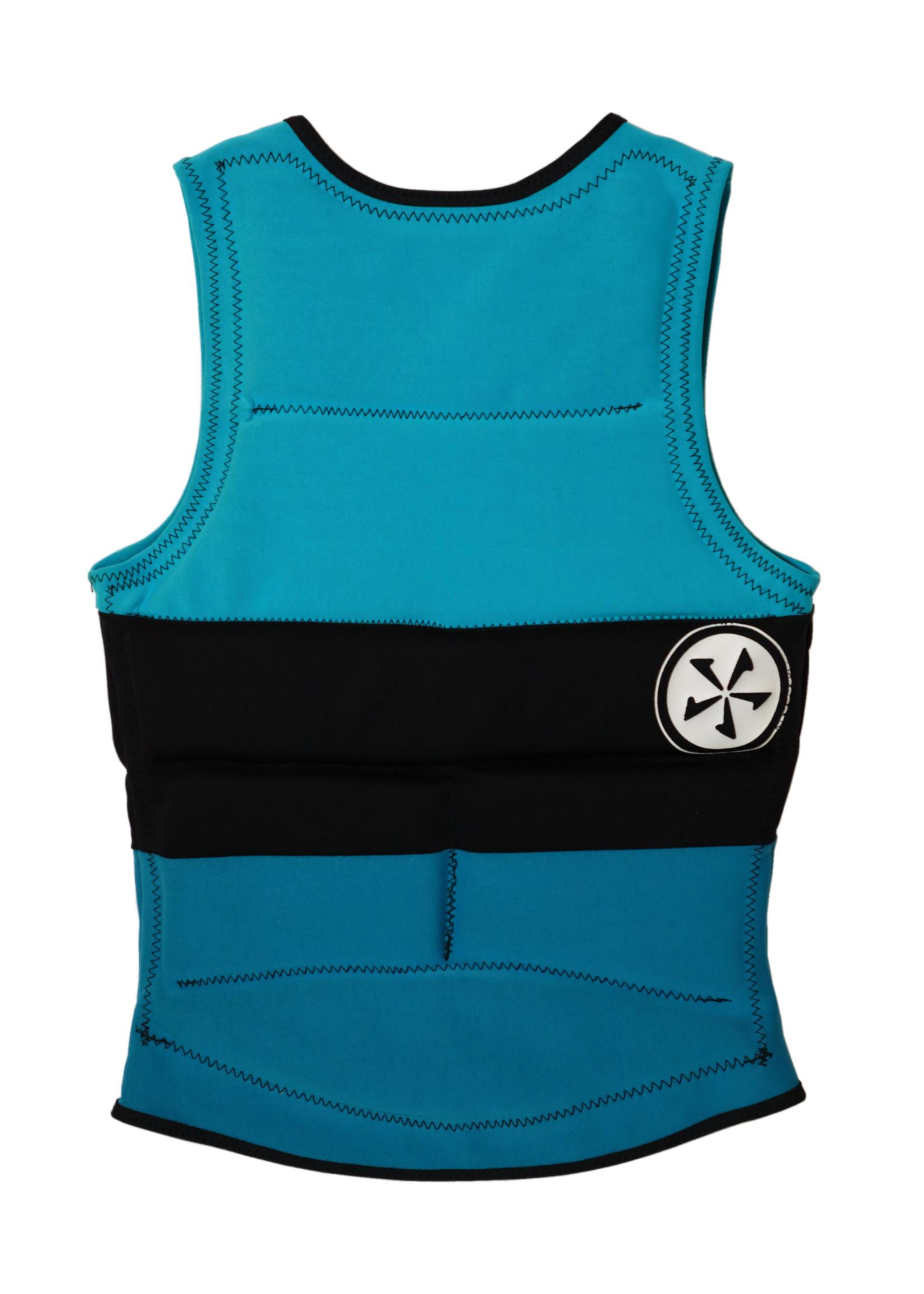 Phase Five Phase Five Ladies Comp Wakesurfing Vest Aqua
