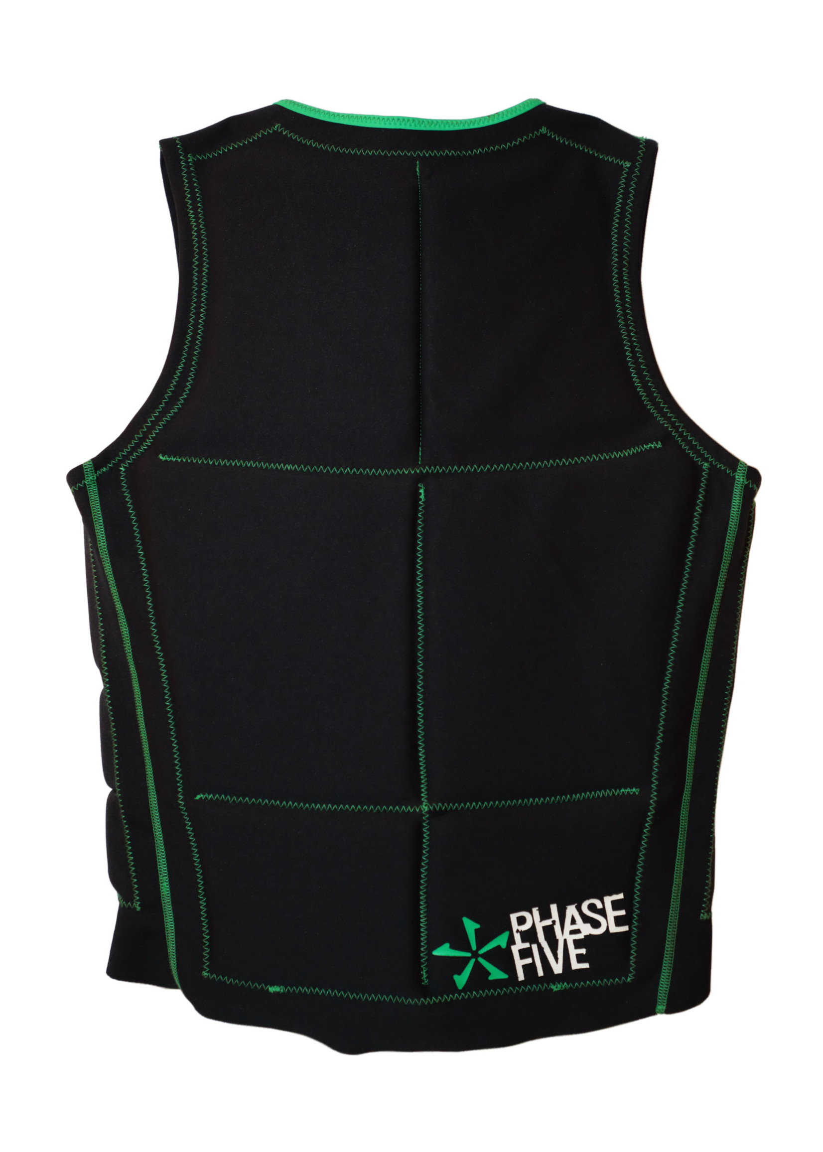 Phase Five Phase Five Mens Comp Wakesurfing Vest Green