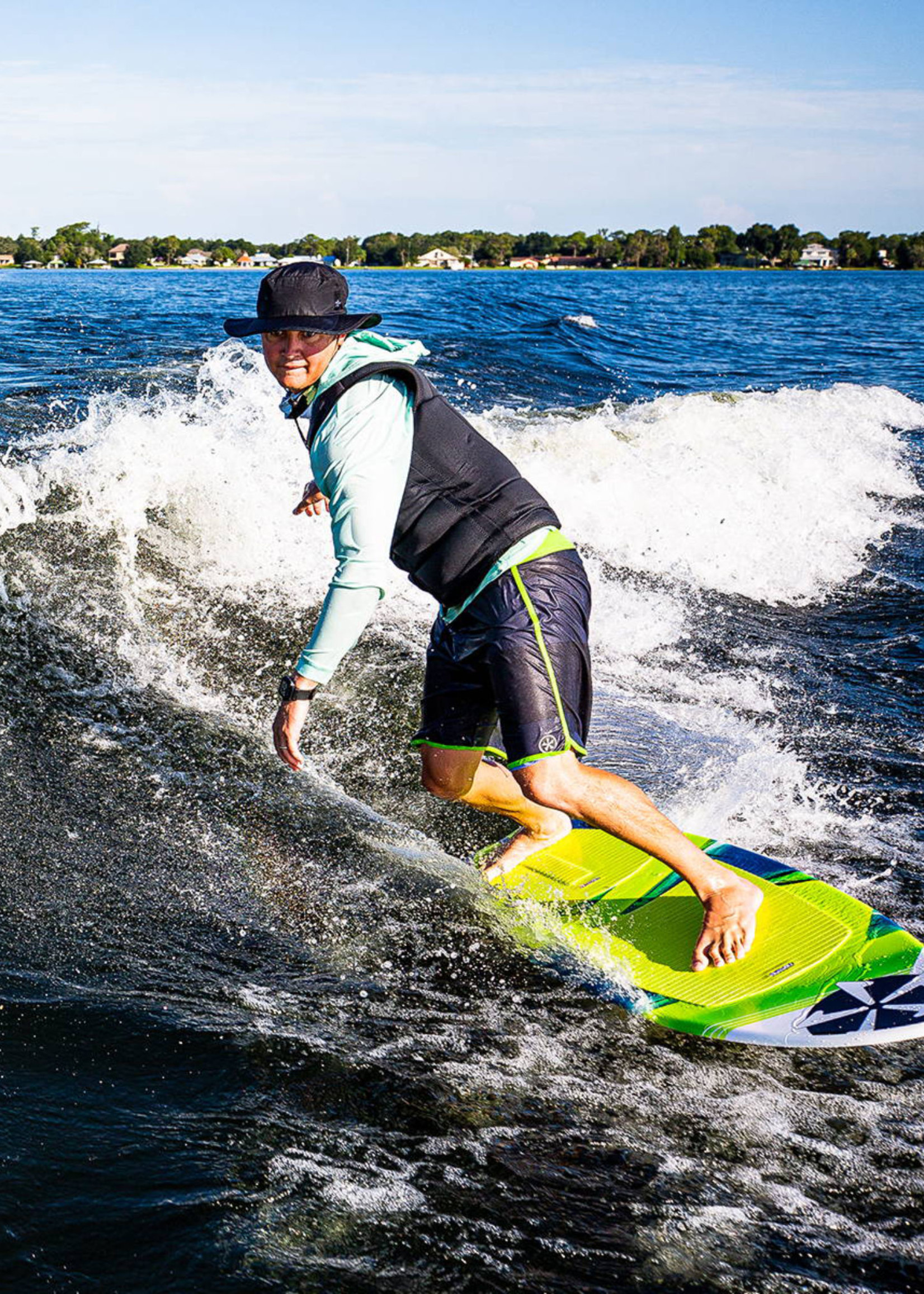 "Phase Five Phase Five XB 58"" Skim Style Wakesurf"