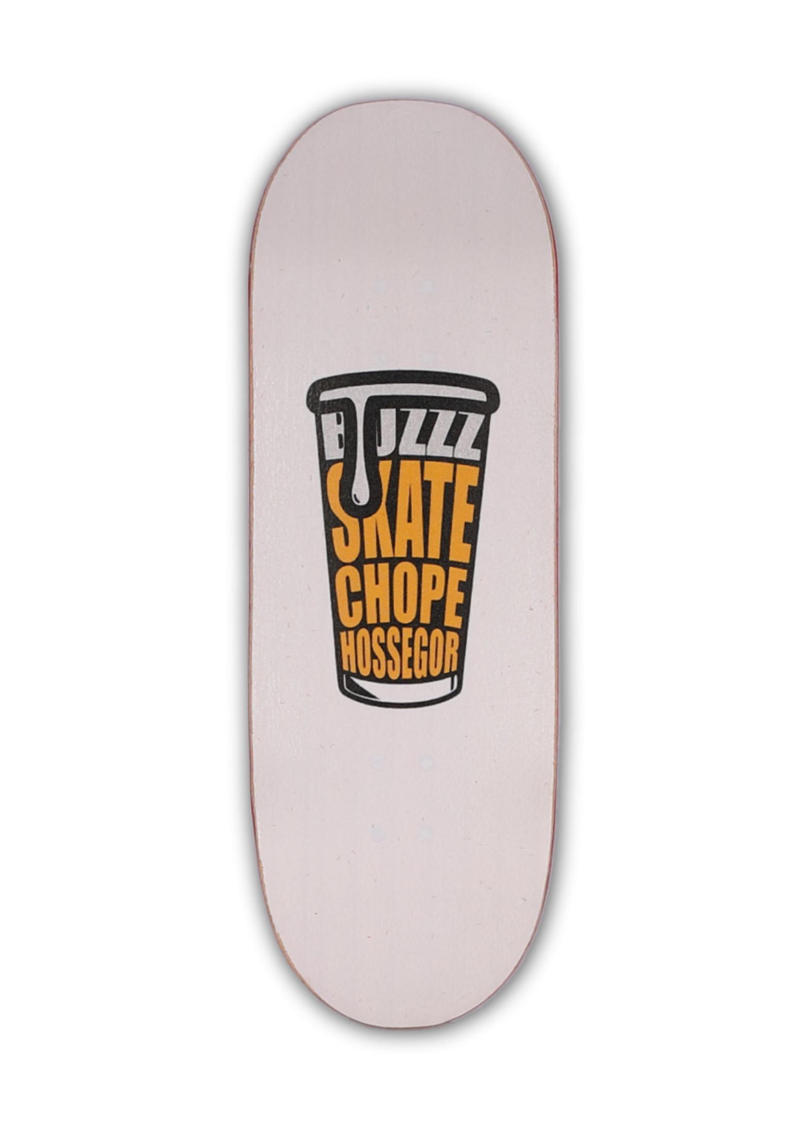 Close Up Fingerboards Close Up Buzzz Skateshop 34 mm Generation 5.1 Fingerboard Setup