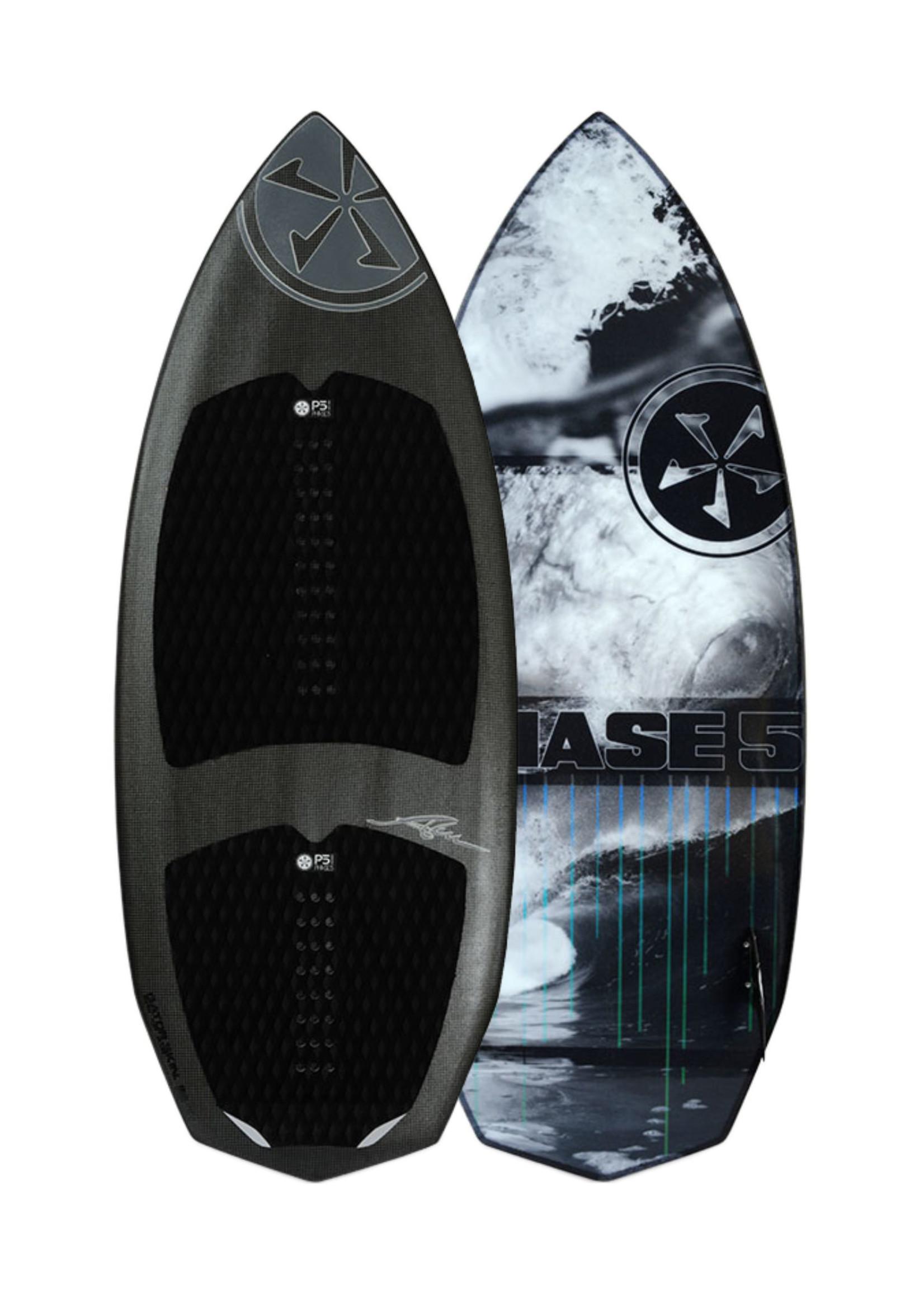 "Phase Five Phase Five Aku 60"" Surf Style Wakesurf Demo Board"