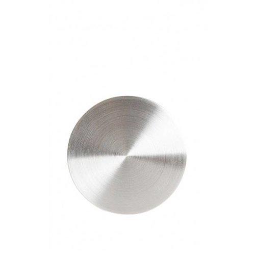 Reg Barber Reg Barber Base Flat Aluminium 57mm