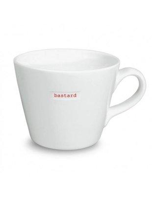 Keith Brymer Jones Bucket Mug 'BASTARD' - Keith Brymer Jones