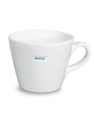 Keith Brymer Jones Bucket Mug 'DADDY' - Keith Brymer Jones