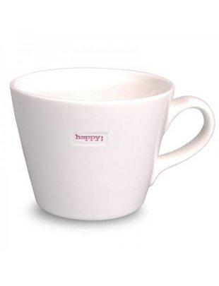 Keith Brymer Jones Bucket Mug 'HAPPY!' - Keith Brymer Jones