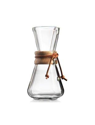 Chemex Chemex Coffee Maker 3 kops met gratis filters FP-2