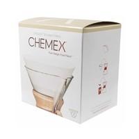 Chemex Filters Wit 100 Stuks FC-100