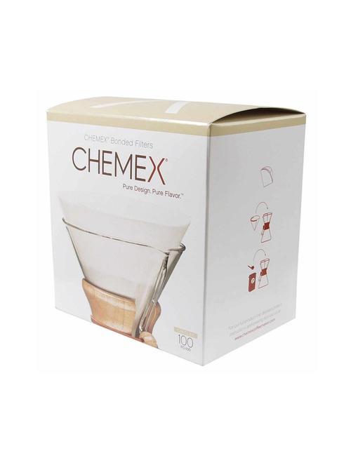 Chemex Chemex Filters Wit 100 Stuks FC-100