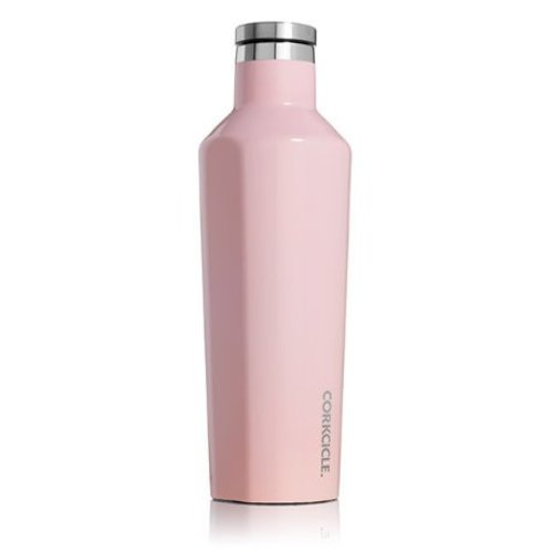 Corkcicle Corkcicle Canteen Medium Rose Quartz (16oz)
