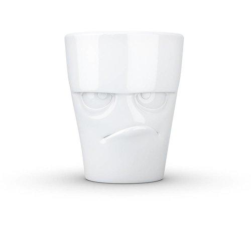 58 Products Tassen - Beker Grumpy met oor 350 ml