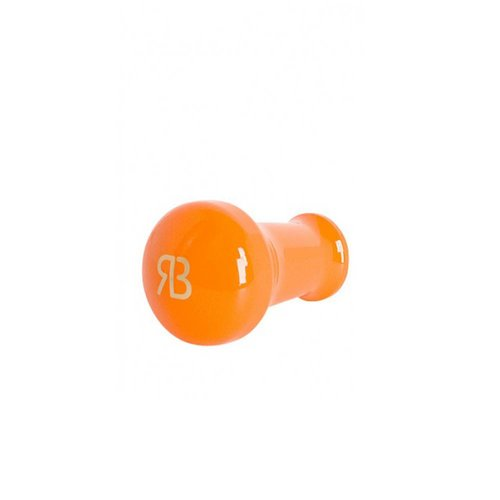 Reg Barber Reg Barber Handle Tall Powder Coated Orange