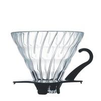 Hario Dripper V60 #2 Glas Zwart