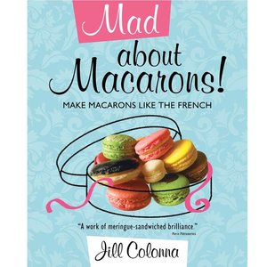 Boek Mad about Macarons - Jill Colonna