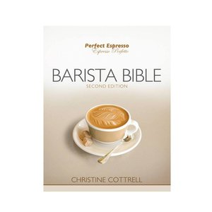 Boek The Barista Bible - Christine Cotrell [2e druk] SALE