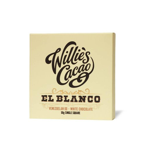 Willie's Cacao Willie's Cacao - El Blanco - Venezuelan 00