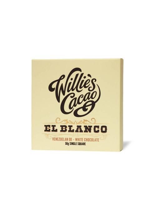 Willie's Cacao Willie's Cacao - El Blanco - Venezuelan 00