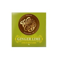 Willie's Cacao - Ginger Lime - Cuban Baracoa 70