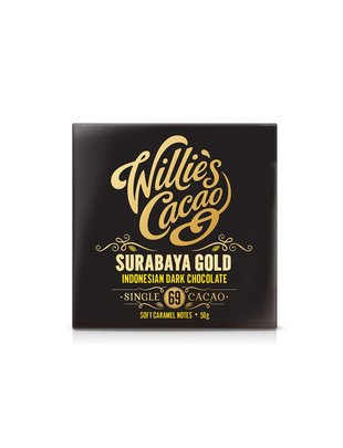 Willie's Cacao Willie's Cacao - Surabaya Gold - Indonesian Dark Chocolate 69