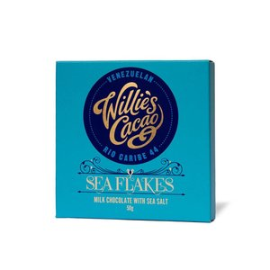 Willie's Cacao Willie's Cacao - Milk Chocolate with Sea Flakes - Venezuelan Rio Caribe 44