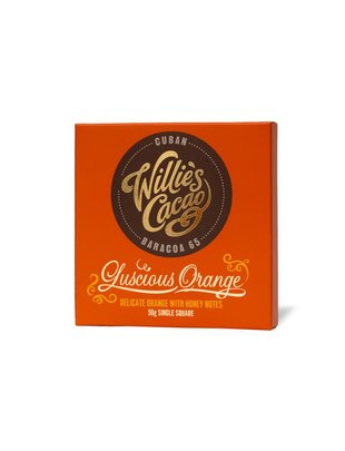 Willie's Cacao Willie's Cacao - Luscious Orange - Cuban Baracao 65