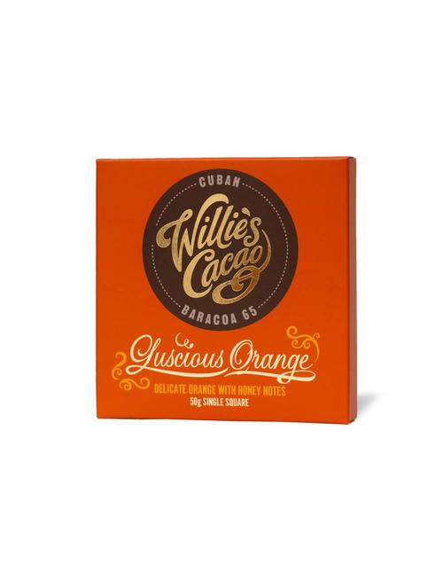 Willie's Cacao Willie's Cacao - Luscious Orange - Cuban Baracao 65
