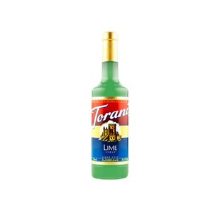 Torani Torani siroop Lime 0.75l