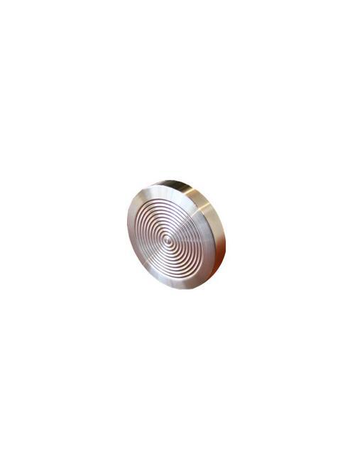 Reg Barber Reg Barber Base C-ripple Aluminium 57 mm
