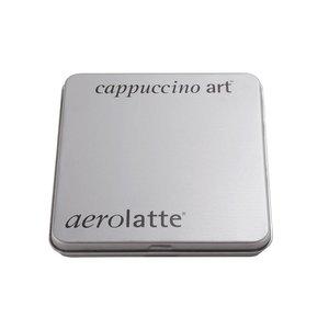 Aerolatte Aerolatte Cappuccino Sjablonen