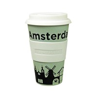 Zuperzozial Cruising Travel Mug AMSTERDAM