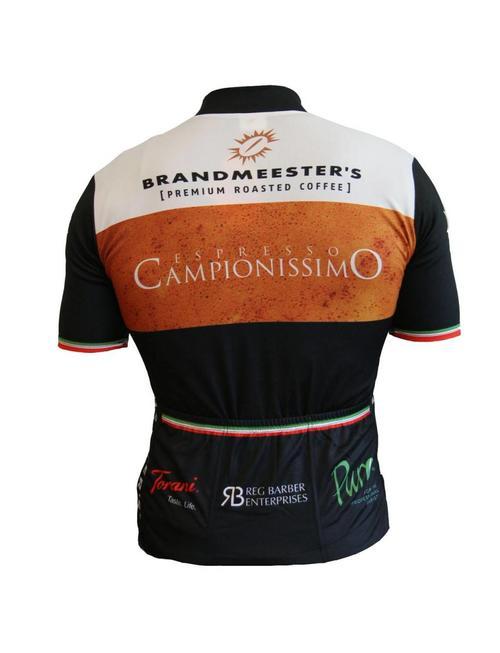 Brandmeester's Wielershirt BM Campionissimo Small