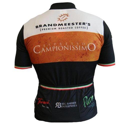 Brandmeester's Wielershirt BM Campionissimo Medium