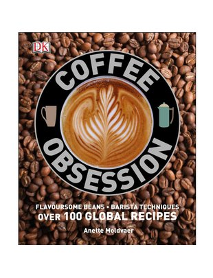 Boek Coffee Obsession - Anette Moldvaer